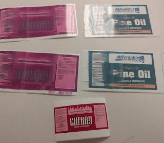 Inkjet & Non-Inkjet Coated Labels