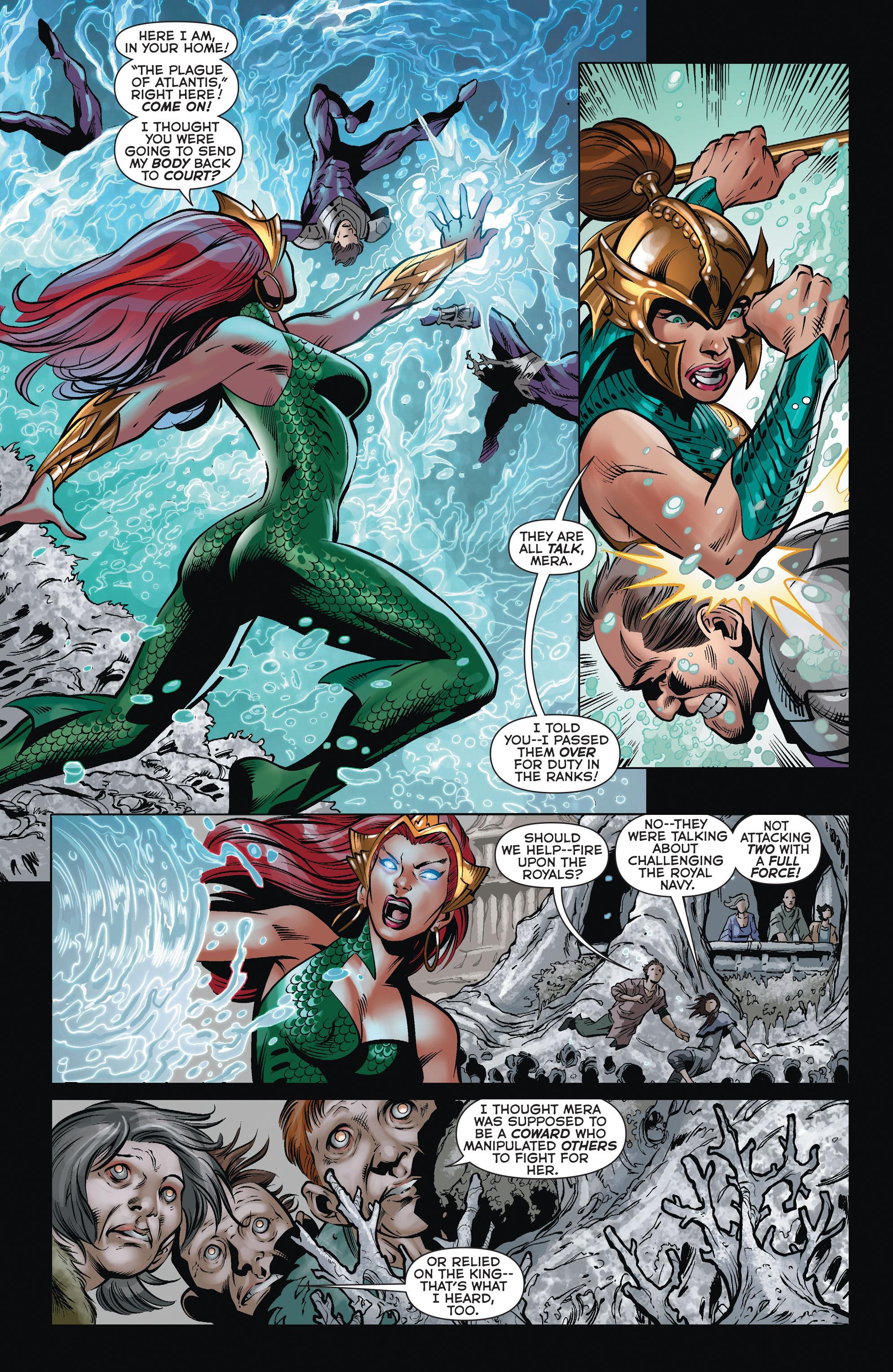 Read online Aquaman (2011) comic -  Issue #32 - 12
