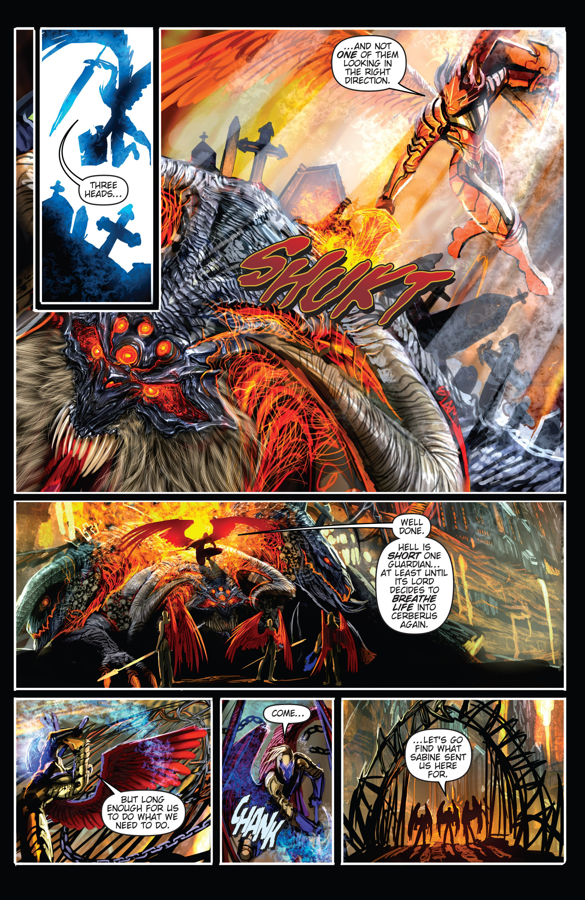 Read online Artifacts comic -  Issue #24 - 37