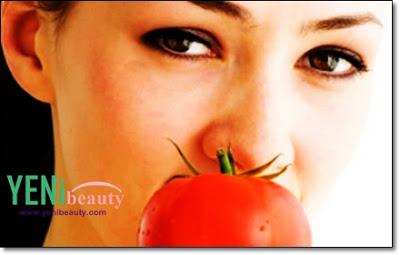 Lantas Bagaimana Memutihkan Kulit Dengan Tomat ??
