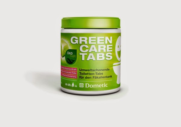 Dometic Green Care Tabs (Verpackung)