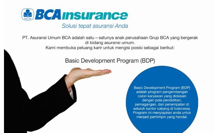 <a href='/rekrutmen/2018/03/lowongan-kerja-pt-asuransi-umum-bca.html'>Lowongan Kerja PT Asuransi Umum BCA (BCAinsurance)</a>