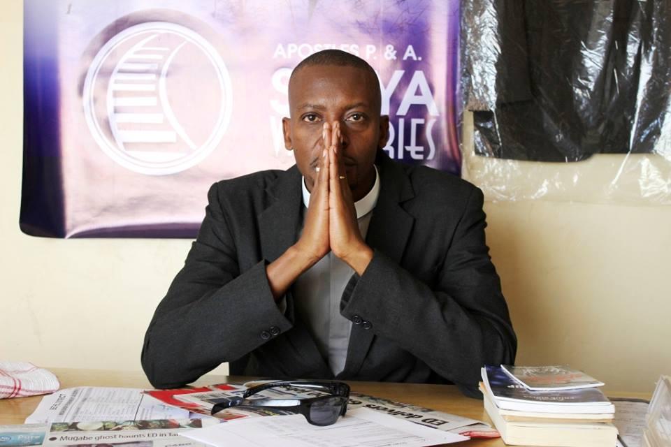A Testimonial Endorsement Of The Ministry Of Apostle Pride Sibiya