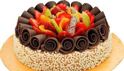 Bánh kem là món ăn tăng cân cho người gầy hiệu quả