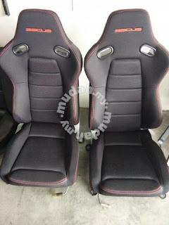 SEAT BUCKET SAGA FLX