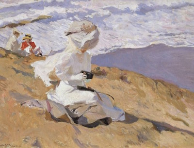 Exposition Sorolla Giverny