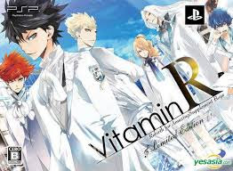 Download VitaminR Japan Game PSP For Android - www.pollogames.com
