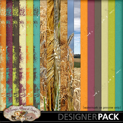 "New Release - ""Old Time Harvest"" plus a freebie"