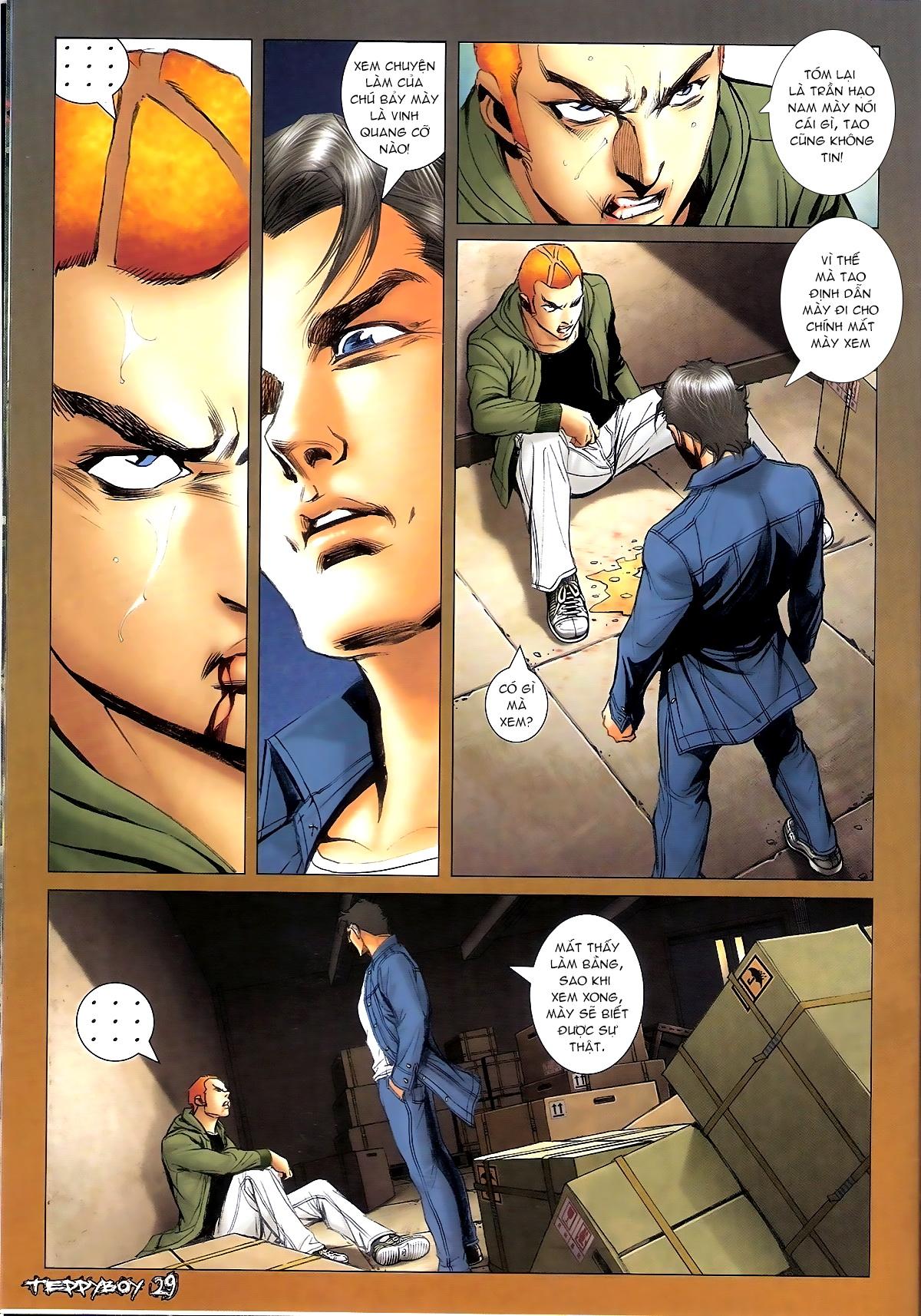 Người Trong Giang Hồ - Chapter 1359: Mắt thấy làm bằng - Pic 25