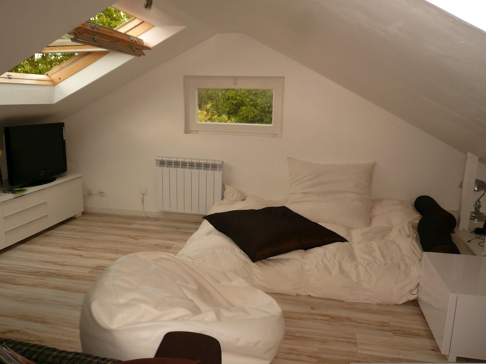 comment amenager ses combles soi meme. Black Bedroom Furniture Sets. Home Design Ideas