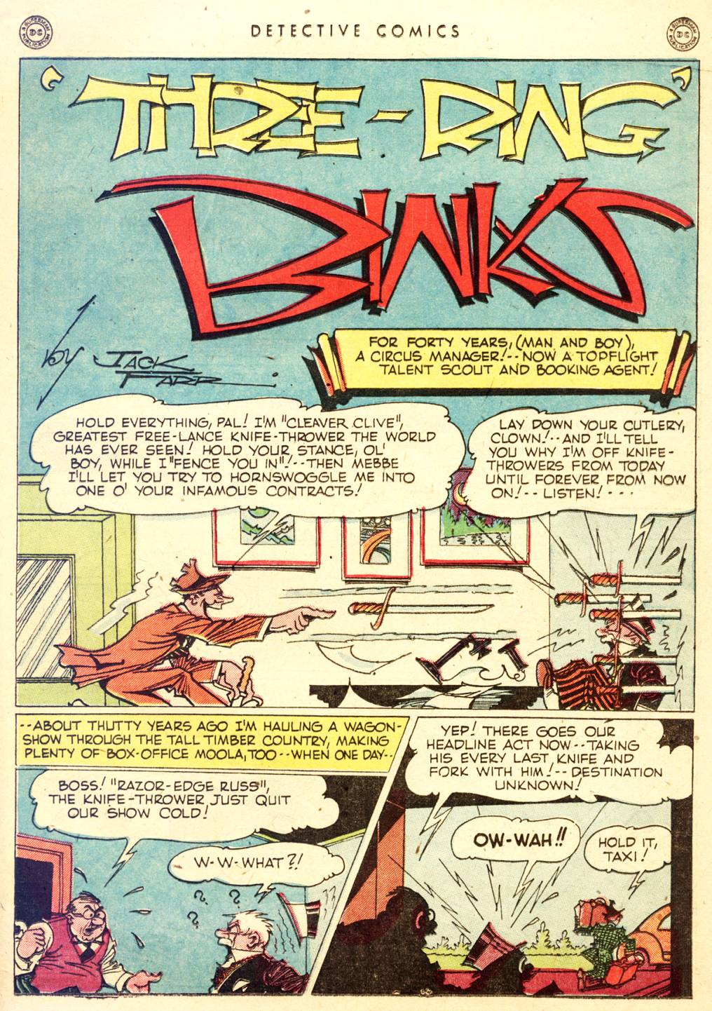 Read online Detective Comics (1937) comic -  Issue #128 - 33
