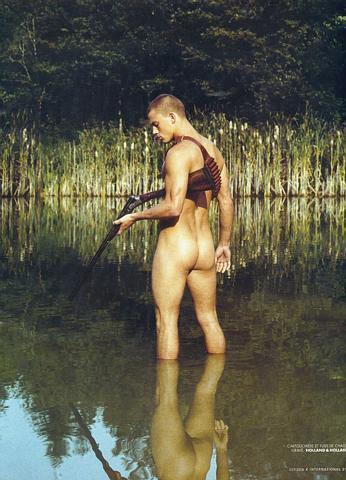 nude channing tatum photos
