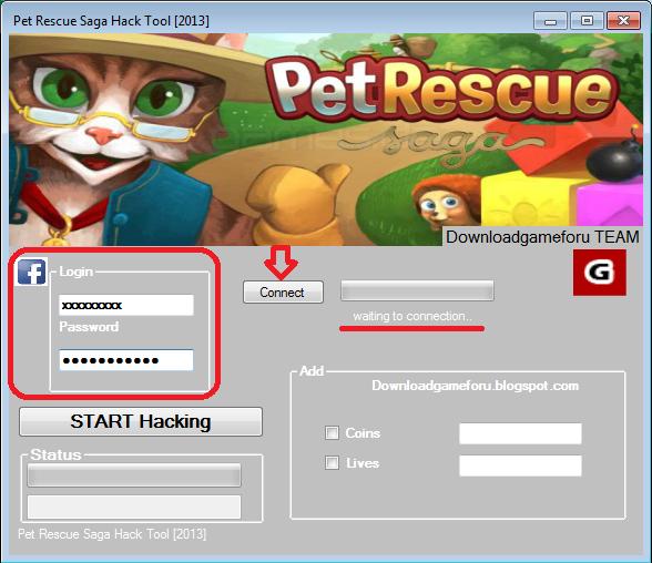Download Pet Rescue Saga For PC,Windows 7,8,10