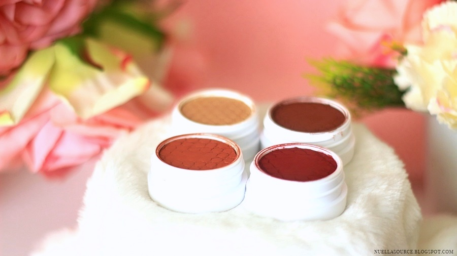 Colourpop super shock shadow quad zingara