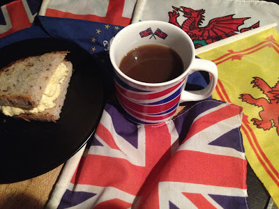 Sandwich de huevo y salad cream - Receta - el gastrónomo - ÁlvaroGP - BREXIT Are U In or Out?