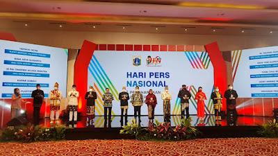 Apresiasi Pembangunan Berbasis Informasi dan Kebudayaan, Bupati/Wali Kota Akan terima Anugerah Kebudayaan  PWI di HPN 2022