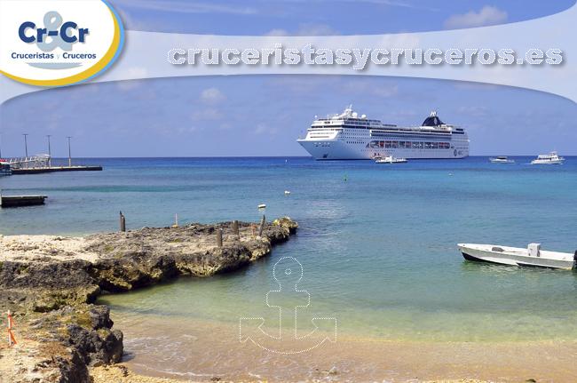 ► 07 - MSC Opera - Domingo - Islas Caimán, de lagartos y más va la cosa.