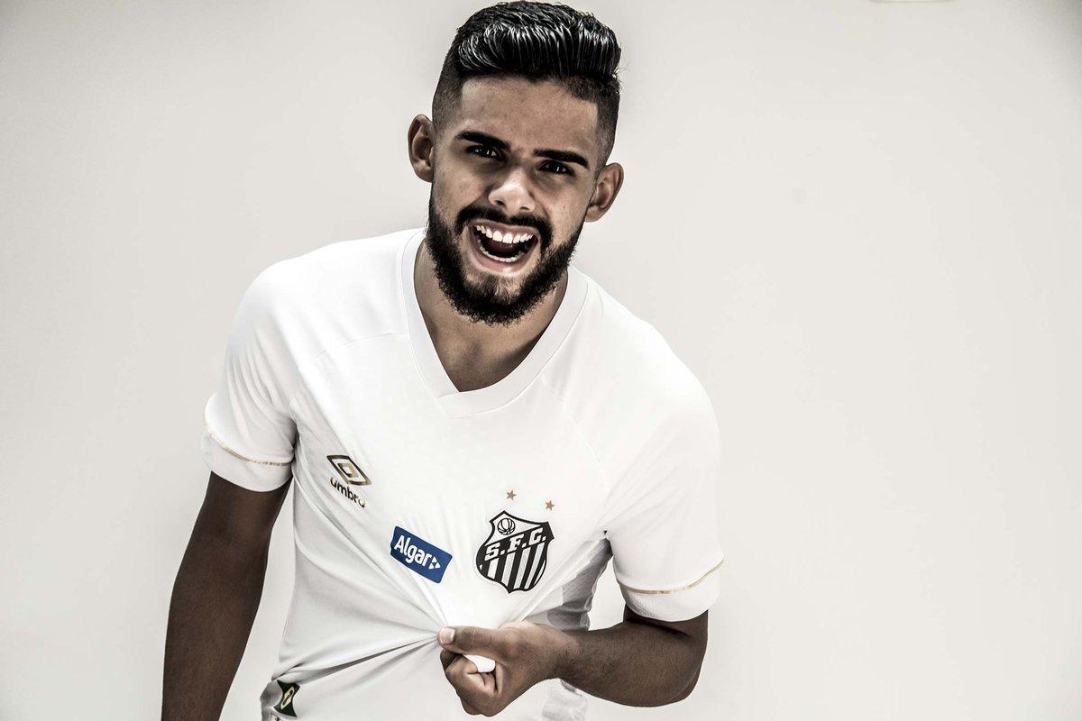 Santos paga R  6 milhões ao Ceará por Felipe Jonatan 44220678d70a6