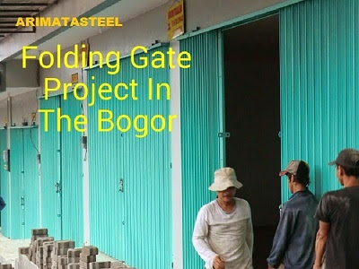 harga folding gate di cibitung