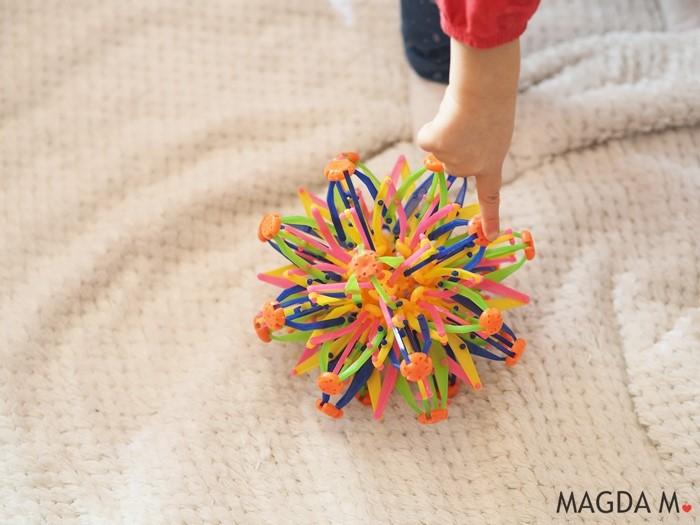 jak nauczyc dziecko kolorow