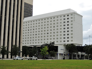 The Whitehall - Hotel at 1700 Smith Street Downtown Houston TX - formerly Crowne Plaza