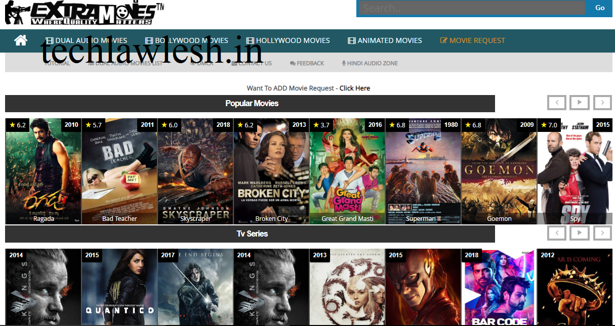official website of bollywood movies download