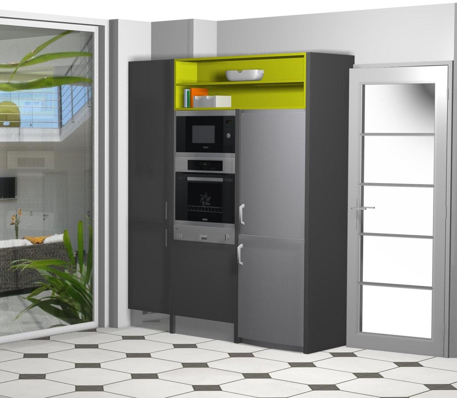Dise o muebles de cocina dise o de cocina en paralelo for Diseno cocinas paralelo