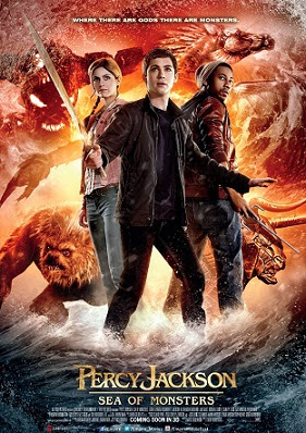 Percy Jackson Sea of Monsters (2013) DVDRip XviD