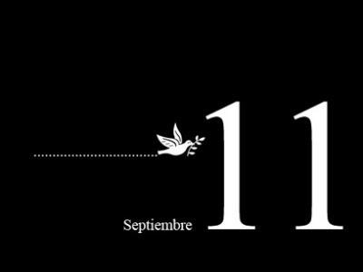 Los 11 de septiembre, prohibido el escepticismo