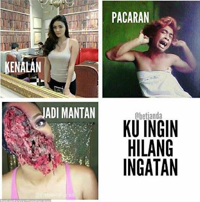 15 Meme 'Ku Ingin Hilang Ingatan' Ini Ubah Kecewa Jadi Tertawa
