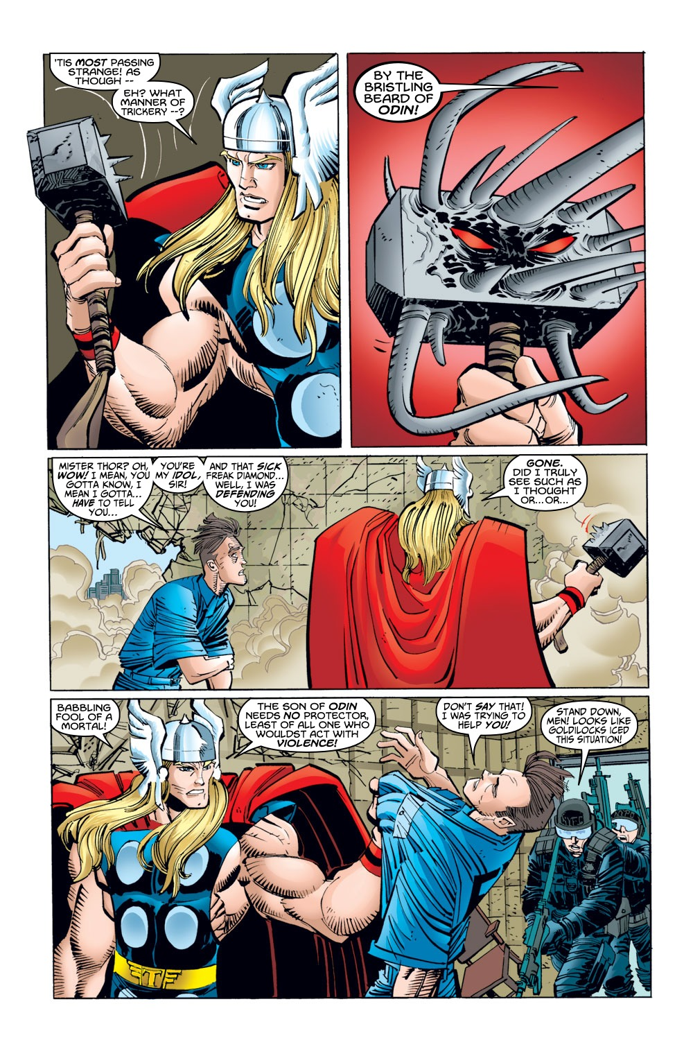 Thor (1998) Issue #5 #6 - English 18