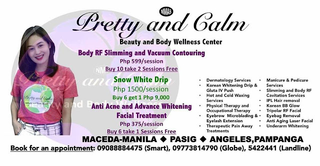 MY FIRST SESSION IPL HAIR REMOVAL EXPERIENCE AT PRETTY & CALM BEAUTY AND BODY WELLNESS CENTER