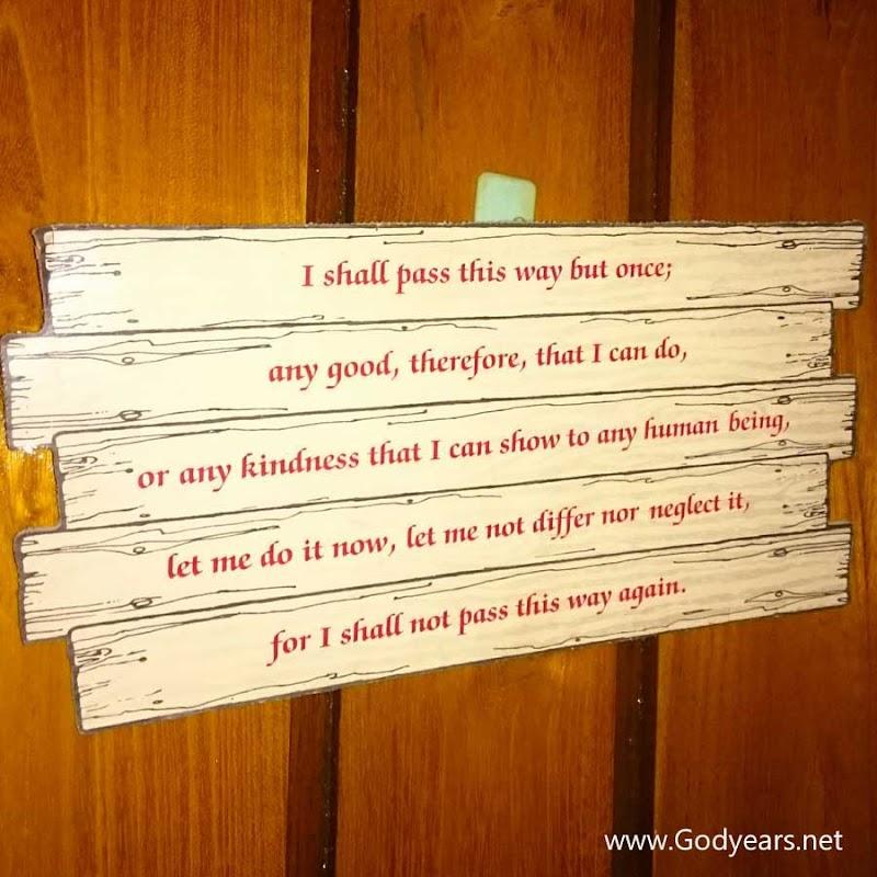 Words on My Door #1LinerWeds