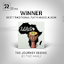 "Best Traditional Faith Music Album award goes to @TYGC_Family for ""The Journey Begins"" Shine!! ‪#‎SAMA22‬ ‪"