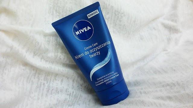 nivea krem do oczyszczania twarzy