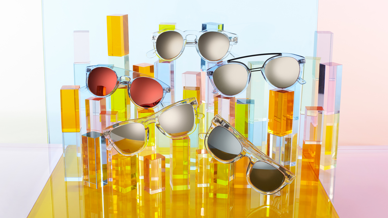 westward leaning sunglasses