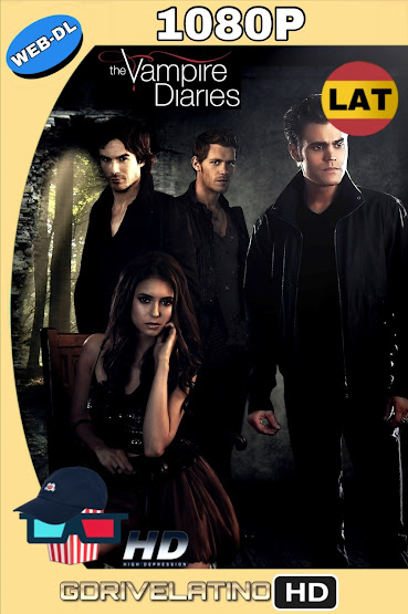The Vampire Diaries Temporada 05 NF WEB-DL 1080p Latino-Ingles MKV