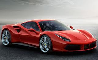 salah satu deretan mobil mobil supercars terbaik selain Mclaren dan juga Porsche adalah p Spesifikasi Ferrari 488 GTB
