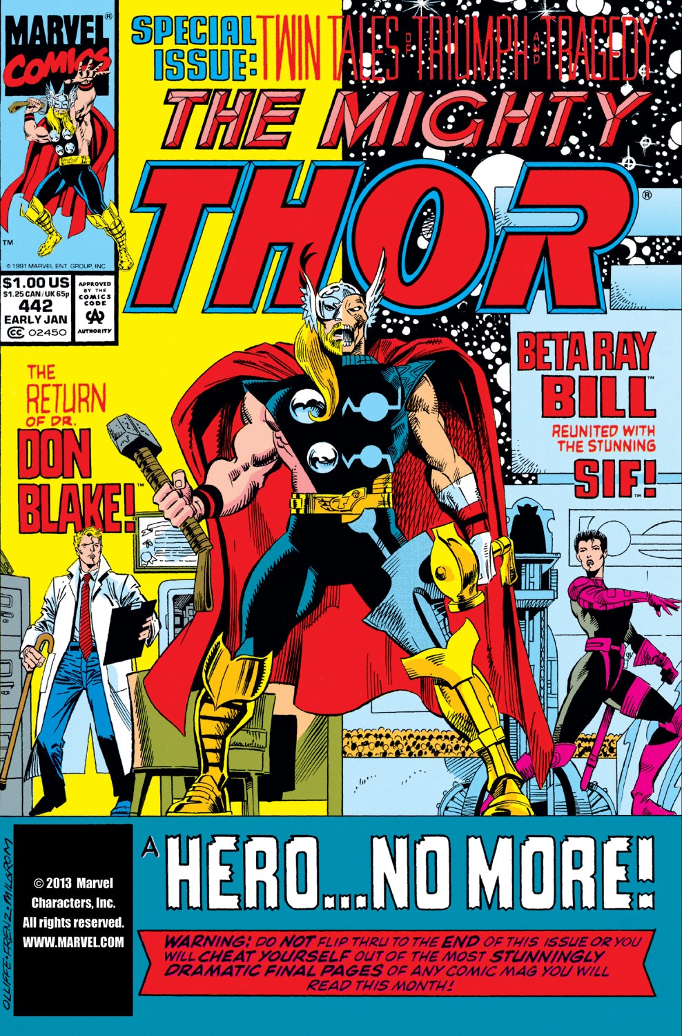 Thor (1966) 442 Page 1
