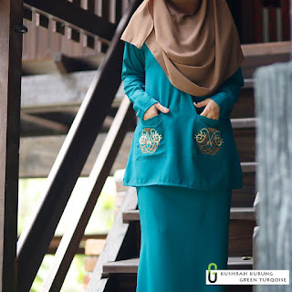 KUSHRAH KURUNG SOLD OUT