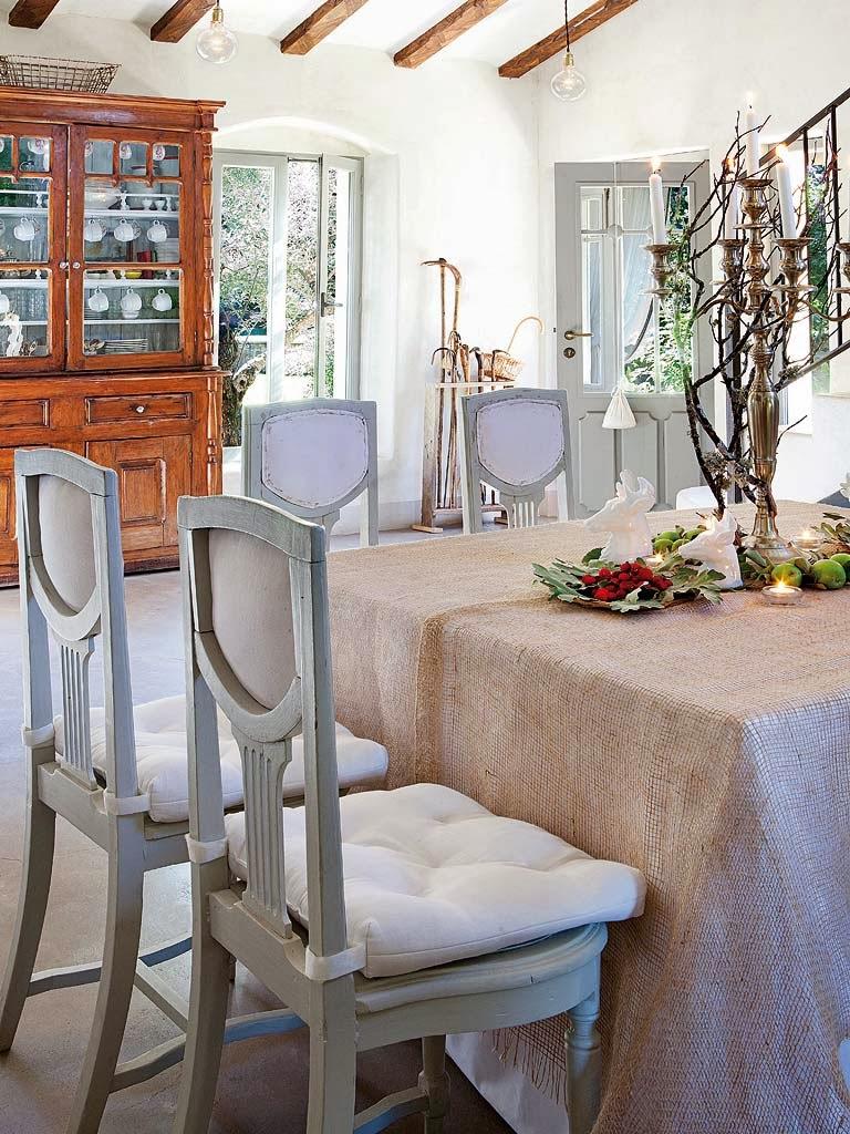 El blog de demarques decoracion provenzal en una casa de - Dormitorios estilo provenzal ...