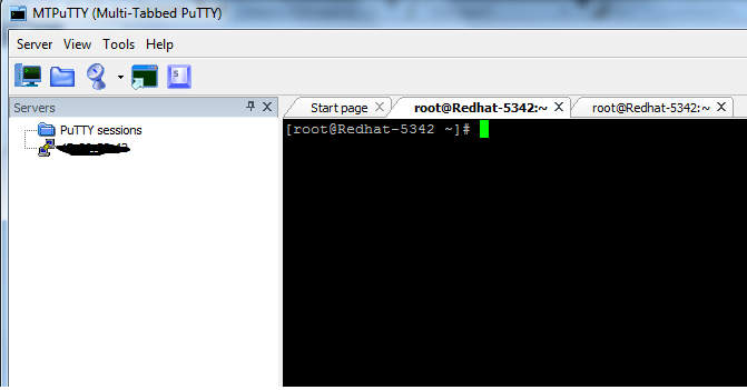 Multi-Tabbed PuTTY | TCL Scripting