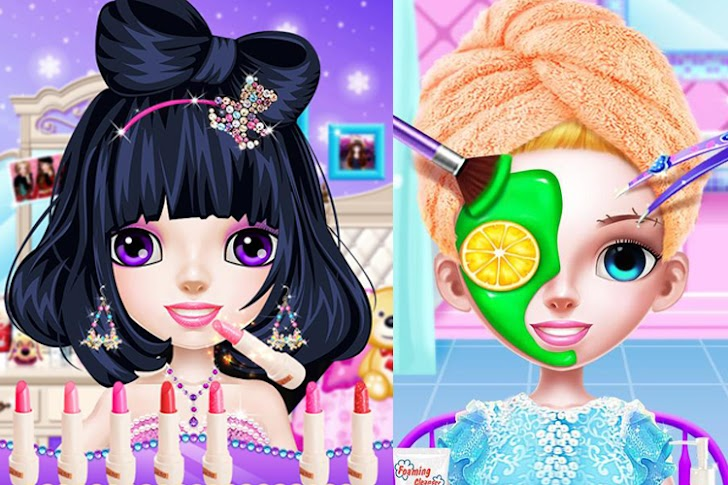 11 Game Barbie Berdandan di Salon Android Terbaik 2019