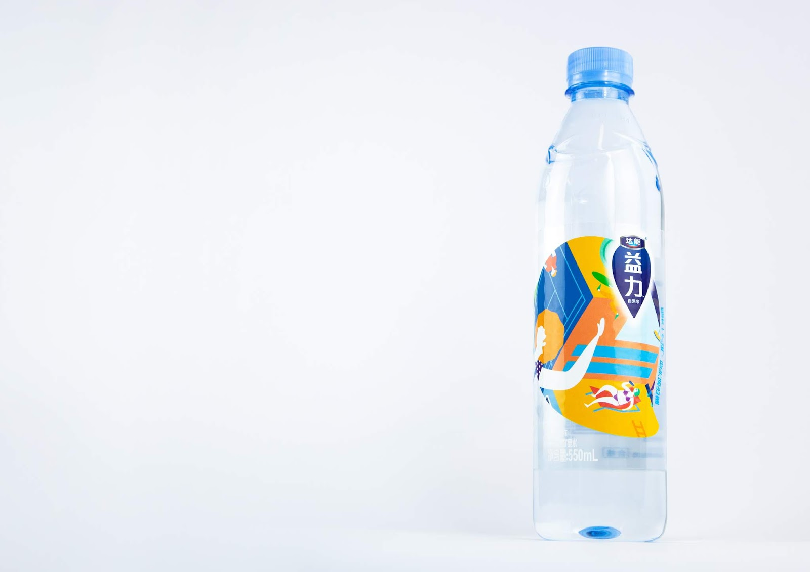 Danone – Health Water X MEIYIJIA | Penang Web and Graphic