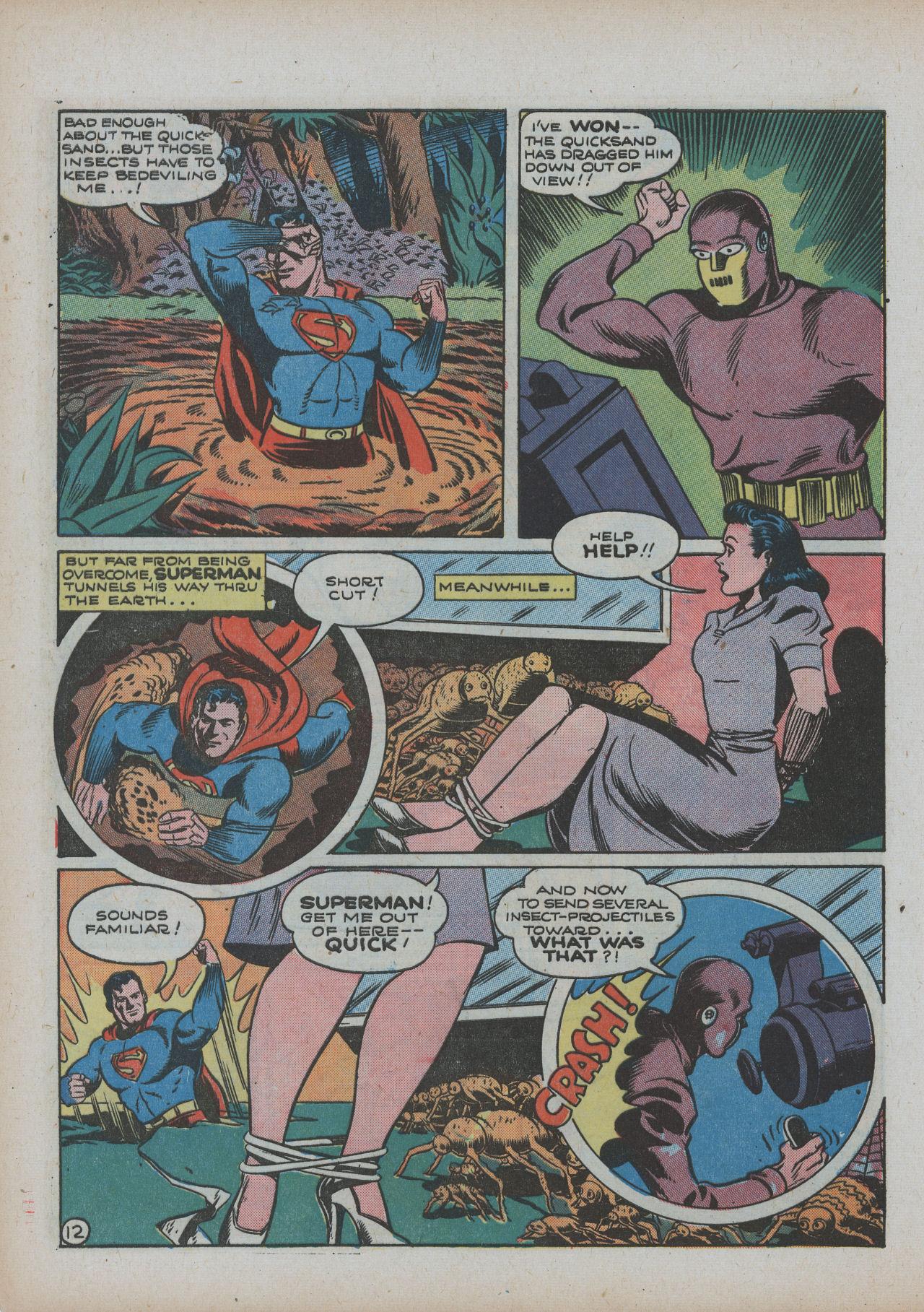Read online World's Finest Comics comic -  Issue #10 - 14