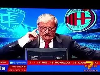 Empoli Milan 1-4 cronaca Crudeli a Direttastadio video serie a