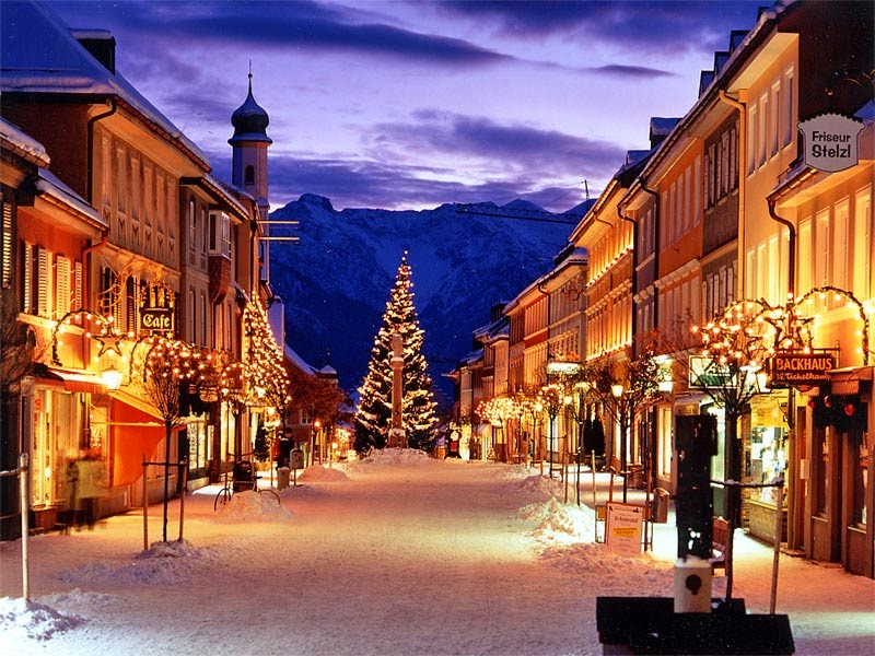Top 10 Beautiful Cities to Celebrate Christmas | Munich, Bavaria
