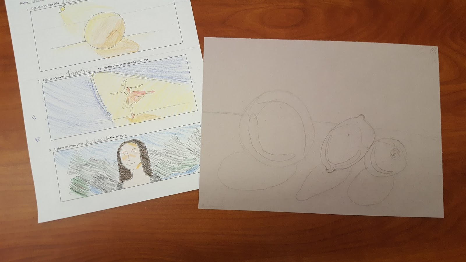 Ms Arce Lindsay S Art Class