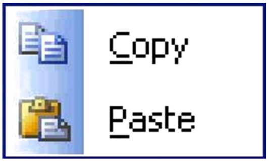 How to copy and paste a post on facebook