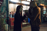 Cobie Smulders and Keegan Michael Key in Friends from College (3)